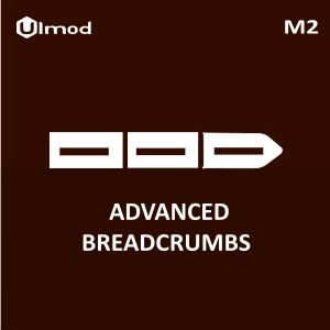 Advanced #breadcrumbs for #Magento 2
