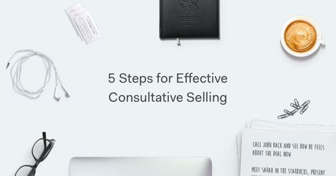 effective consultative selling