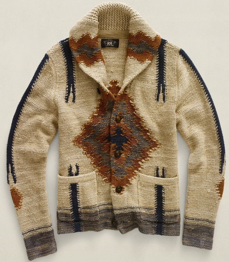 cabin sweater