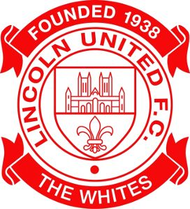 1938, Lincoln United F.C. (England) #LincolnUnitedFC #England #UnitedKingdom (L16453)