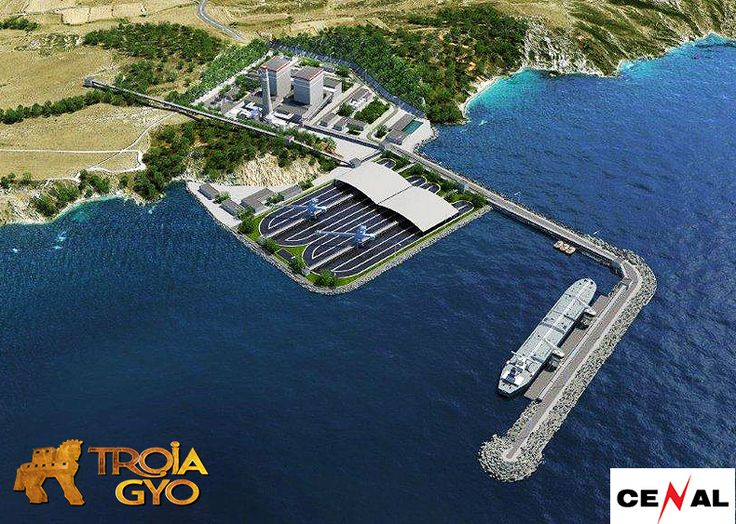 """Cengiz Holding A.Ş. ve Alarko Holding A.Ş. şirketlerinin %50 / %50 ortak oldukları CENAL Elektrik Üretim A.Ş., Çanakkale ili, Biga ilçesi, Karabiga beldesi, Kadıoğlu Mahallesi'nde, şirkete ait 6759 (eski 5229 ve 5230) nolu parselde toplam 454.518 m²'lik alanda, 1320 MWe (2X660 MWe) / 1380 MWm / 2926 MWt kurulu gücünde """"İthal Kömüre Dayalı CENAL Enerji Santrali, İskelesi, Kül Depolama Sahası ve Derin Deniz Deşarjı Projesi""""nin kurulması ve işletilmesi amacıyla 11.05.2011 tarihinde kurulmuştur."""