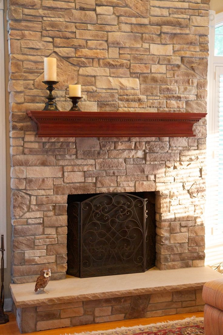 180 Best Beautiful Fireplaces Images On Pinterest Corner