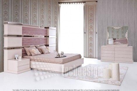 Rosa Yatak Odası