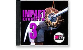 Impact Effects 3 Sound Effects Library | Sound Ideas
