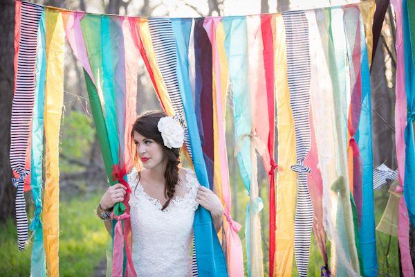 bohiemian styled shoot girl | Missouri Bohemian Inspired Wedding Styled Shoot | Trendy Bride