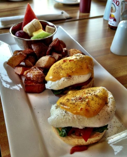 MONKI Breakfast Club and Bistro new restaurant in Calgary