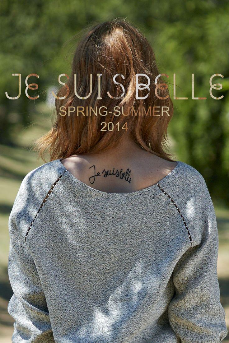 Je Suis Belle SS14 Photo: Miklós Surányi