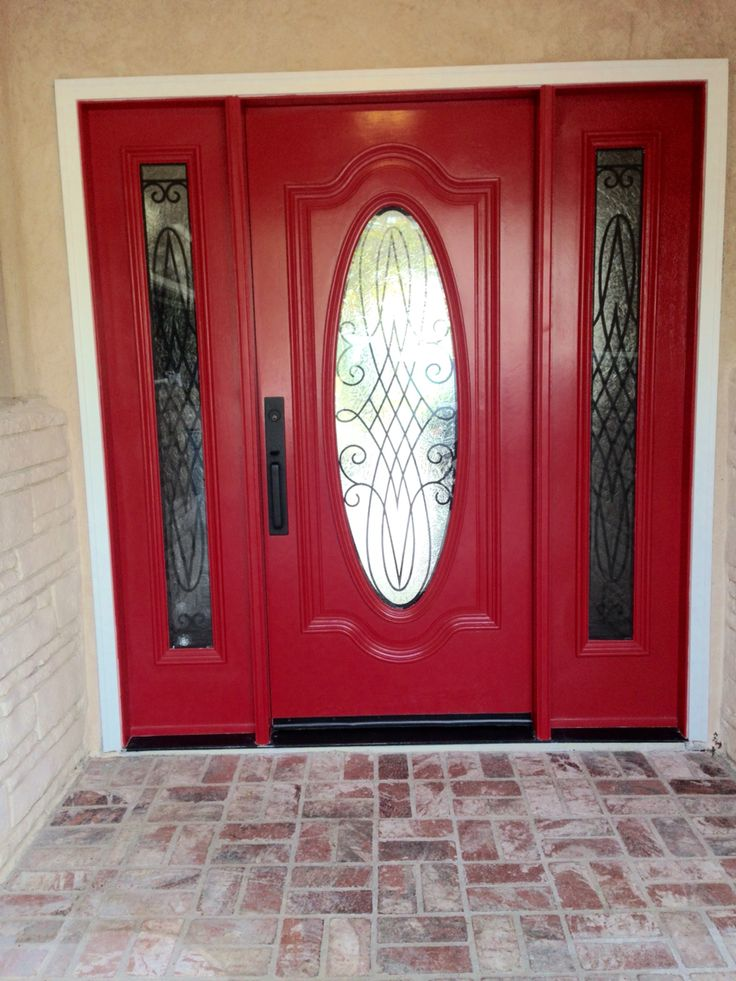 My Front Door Paint Red Ink By Dunn Edwards Ideas For