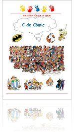 C de comic: guía de lectura sobre comics