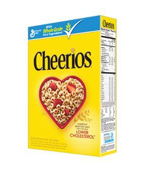 Original Cheerios (other flavors have added FODMAPs)