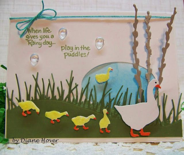 Nellies Nest: Puddle Ducks