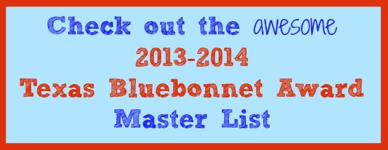 Texas Bluebonnet Award Master List
