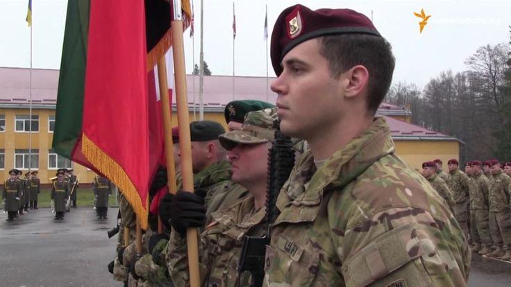 На Яворівському полігоні розпочались масштабні військові навчання для вояків Збройних сил України