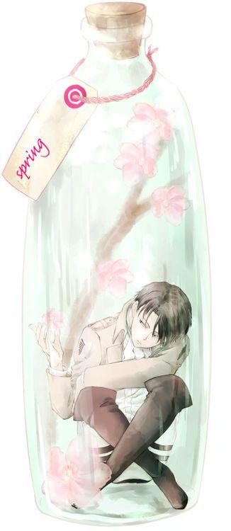 Bottle collection of the four season. source : 瓶詰めシリーズ | もじょっぱ http://www.pixiv.net/member_illust.php?mode=mediumillust_id=42344979 #pixiv