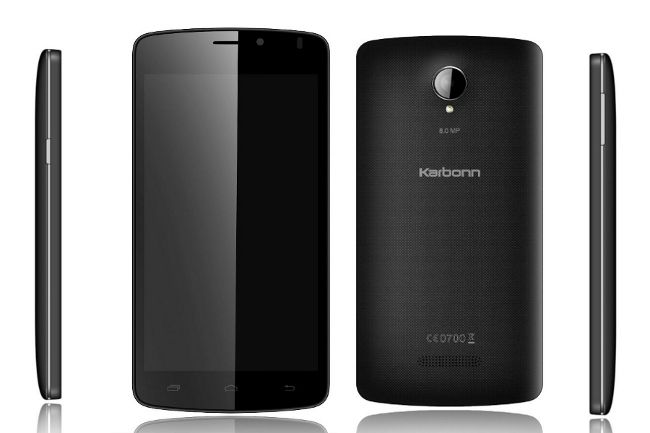#Karbonn Titanium S10 has an HD IPS display that provides better resolution screen. #smartphone