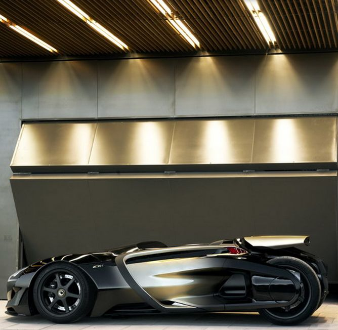 Peugeot Black Supercar Like No Other! Hit the image to check it out.