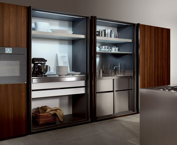 hidden kitchen design. HT50 80 best My kitchen ideas images on Pinterest  Black kitchens