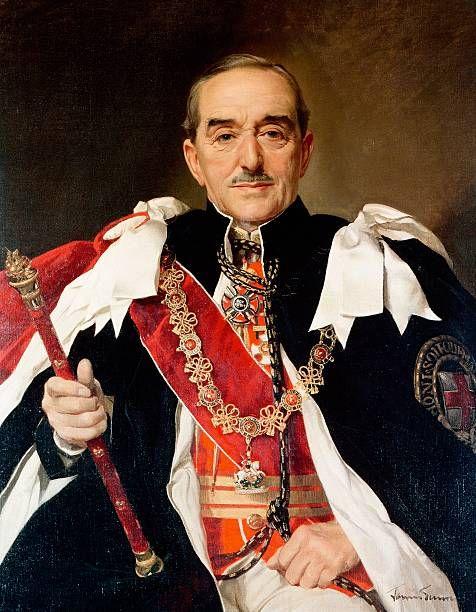 Portrait of Alan Francis Brooke Viscount Alanbrooke British general and field marshal London National Portrait Gallery