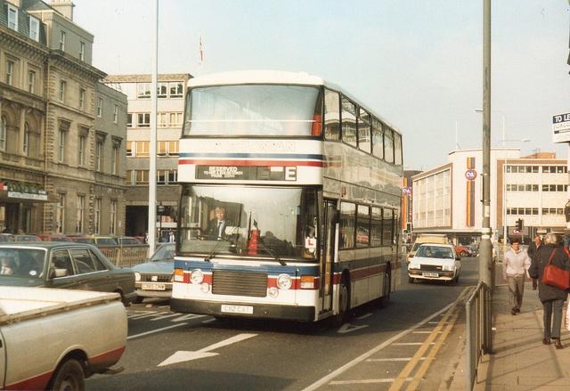 Dennis Dominator Coach, Kingstonian, Kingston Upon Hull Transport C112CAT. seen in Hull | Flickr - Photo Sharing!