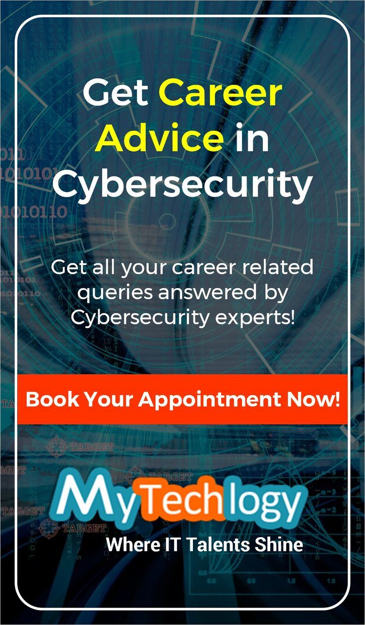 Get answers to all your career related questions around IT Security / #Cybersecurity from cybersecurity experts. To book your appointment and get your career advice. #careeradvice #pentesting