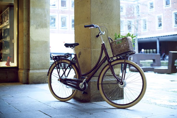 #Batavus #Diva - our #star for you #daily #ride. Enjoy our #shopping #tour with this #comfortable #city #bicycle
