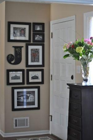 frame idea for a small wall by TARIKISA