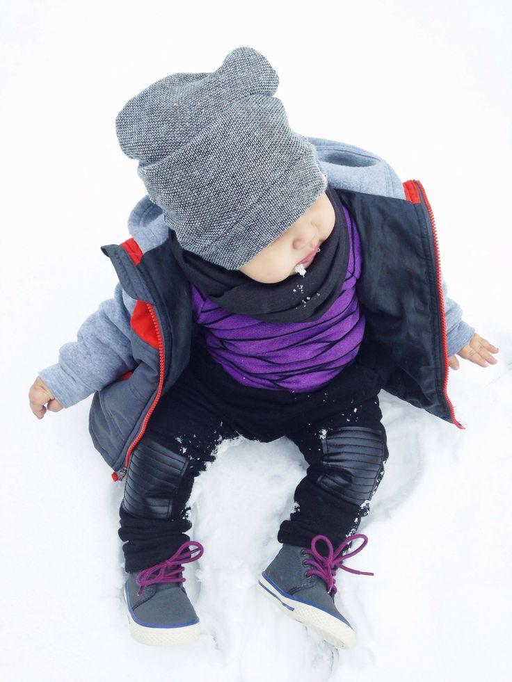 #snowday #babyfashion #style #kidsfashion #dapperdude #dapper #americanapparel