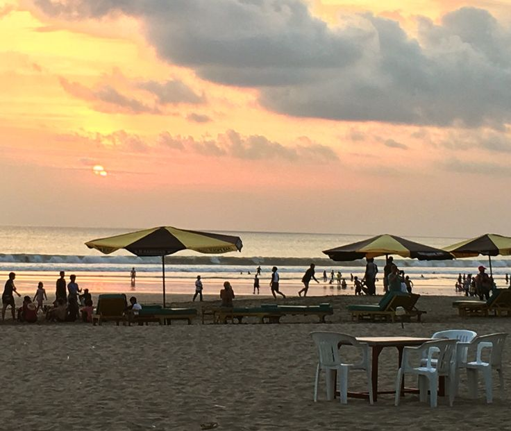 Shores of Seminyak, Bali 14 May 2017
