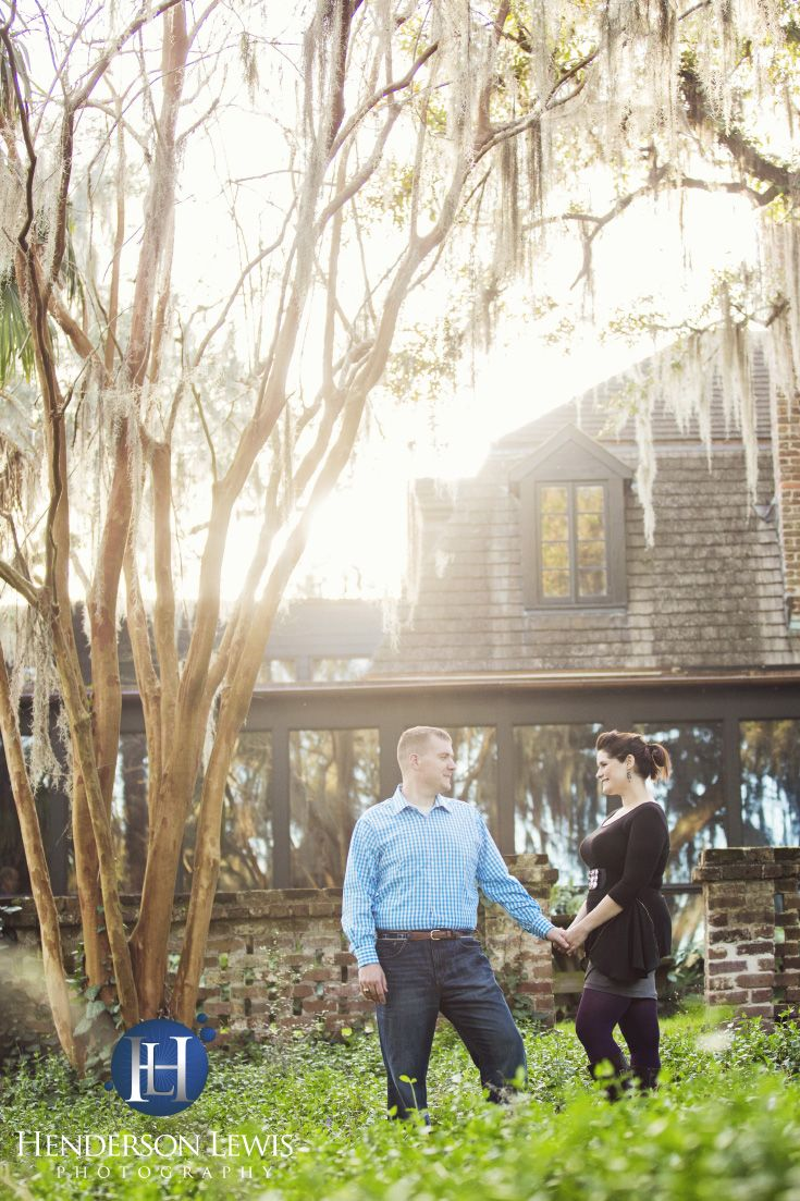 Engagement session at Middleton Place, Charleston SC, Pose ideas, NC wedding photographer