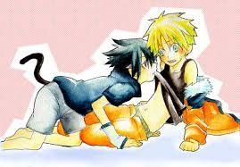 Image result for seme naruto and uke sasuke fanfiction