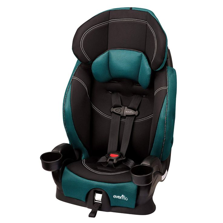 Evenflo chase lx harnessed booster seat in jubilee in 2020