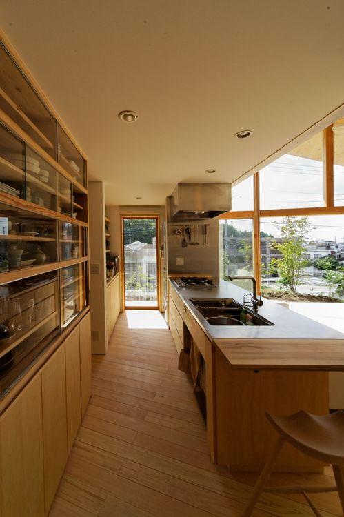 Meer dan 1000 idee n over kookeiland middelpunt op pinterest kookeilanden primitieve keuken - Woonkeuken american ...