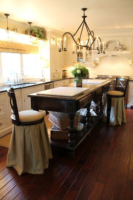 42 best english country images on pinterest living for Southern style kitchen design