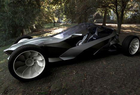 Gym Concept Car