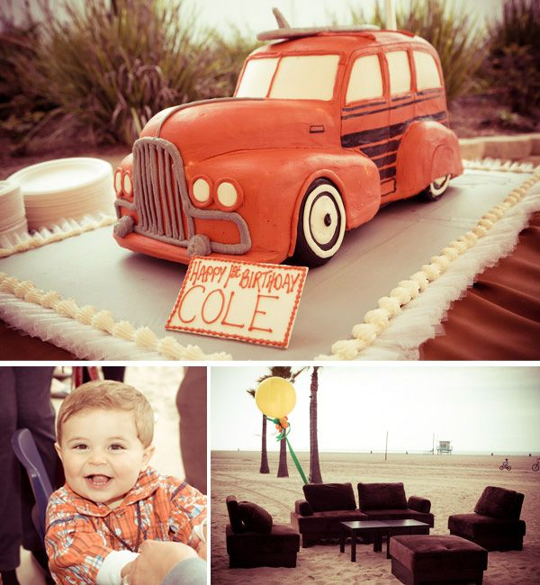 Beach Boys first birthday theme by YourBASH!