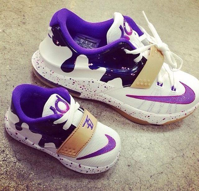 "Kd Peanut Butter And Jelly Shirt Nike KD 7 ""PBJ&qu..."