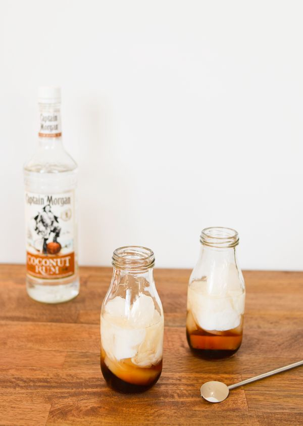 The little white lie recipe best white russian for Mixed drinks with white rum