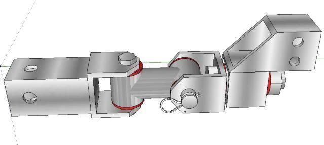 El diseño de remolque a medida y 3 ejes de enganche - JeepForum.com