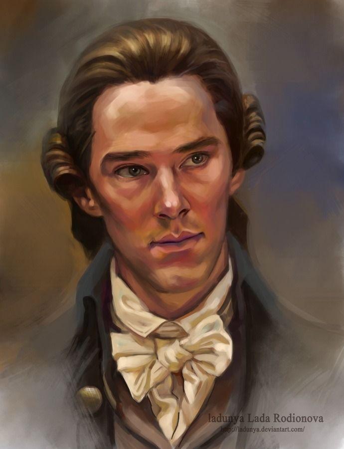 William Pitt art by Ladunya