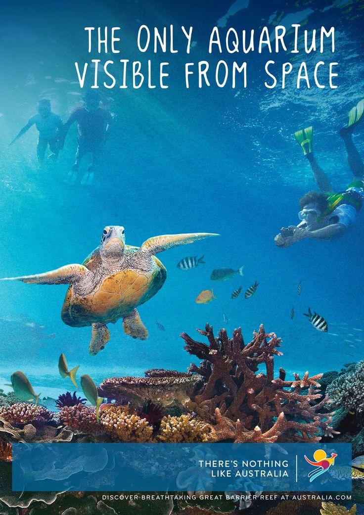 print ads campaigns tourism australia adverts