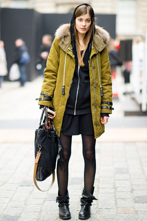 2017 kış sokak modası ile ilgili görsel sonucu