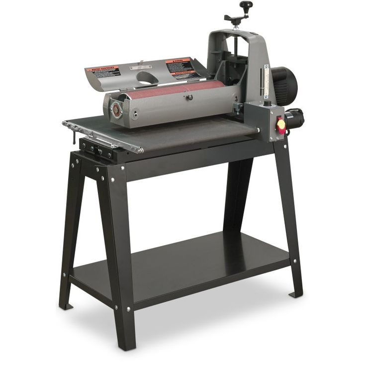 SuperMax 19-38 Drum Sander with Stand