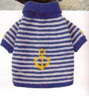 6.3 *Вязание свитера для собак 2. - вязание для собак и кошек , свитера, кофты…