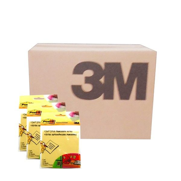 Yellow Notes Hanging Bag 654 (grosir) - Jual Post-it 3M Tempel secara Online dg Harga Murah  Yellow Notes Hanging Bag 654 HB 50 sheets/pad     (48 Pack/Ctn) - Harga per Ctn  http://tigaem.com/post-it-grosir/947-yellow-notes-hanging-bag-654-grosir-jual-post-it-3m-tempel-secara-online-dg-harga-murah.html  #postit #notes #memo #3M