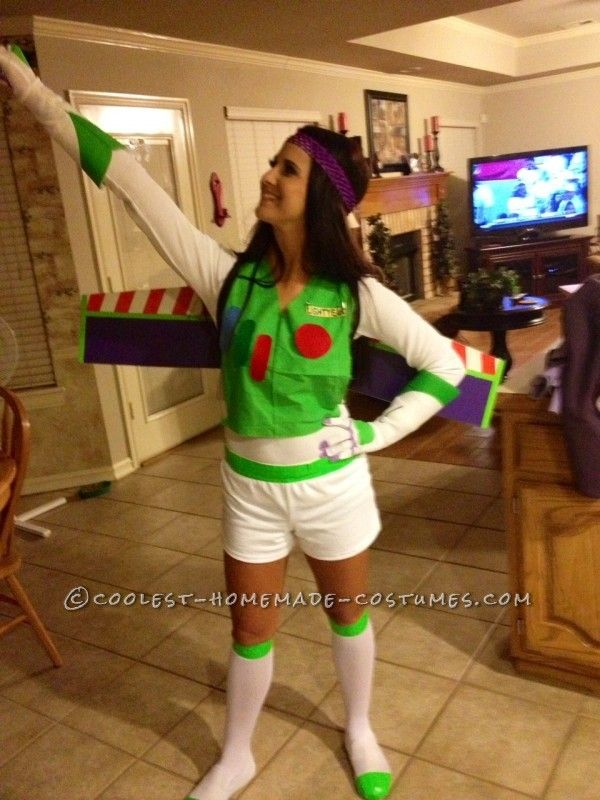 homemade halloween costume toddler girl