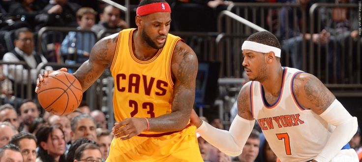 Reasons To Watch: Cavs vs. Knicks On NBA TV