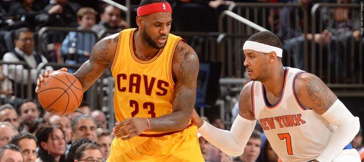 Reasons To Watch: Cavs vs. Knicks On NBA TV