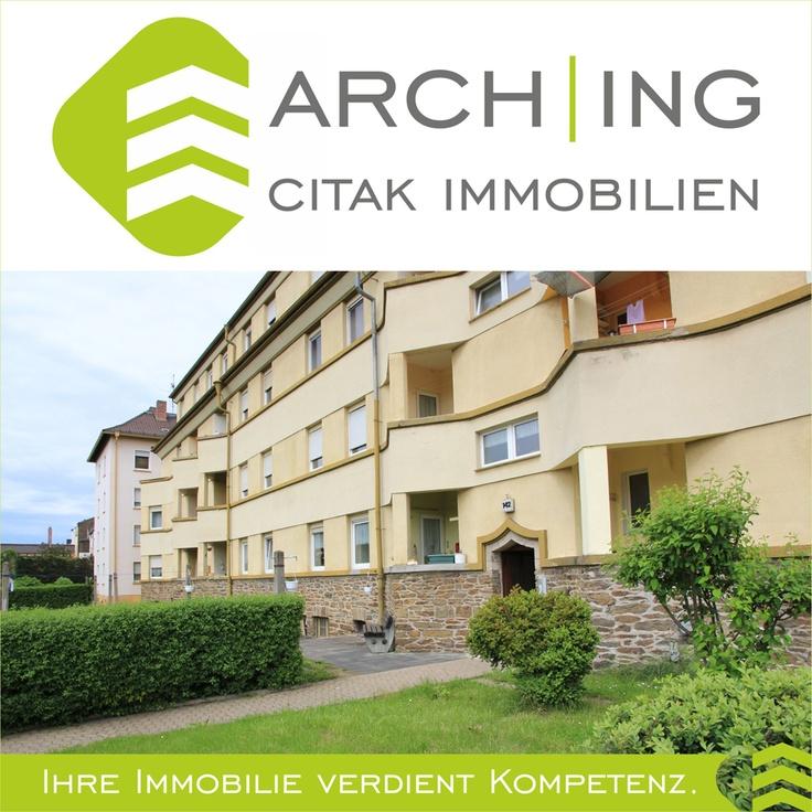 Wohnanlage mit 3 Mehrfamilienhäusern und 23 Wohnungen in Lahnstein.