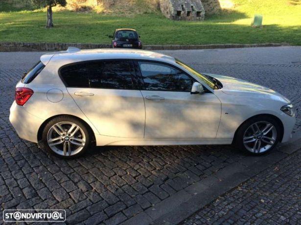 BMW 120 Pack M preços usados
