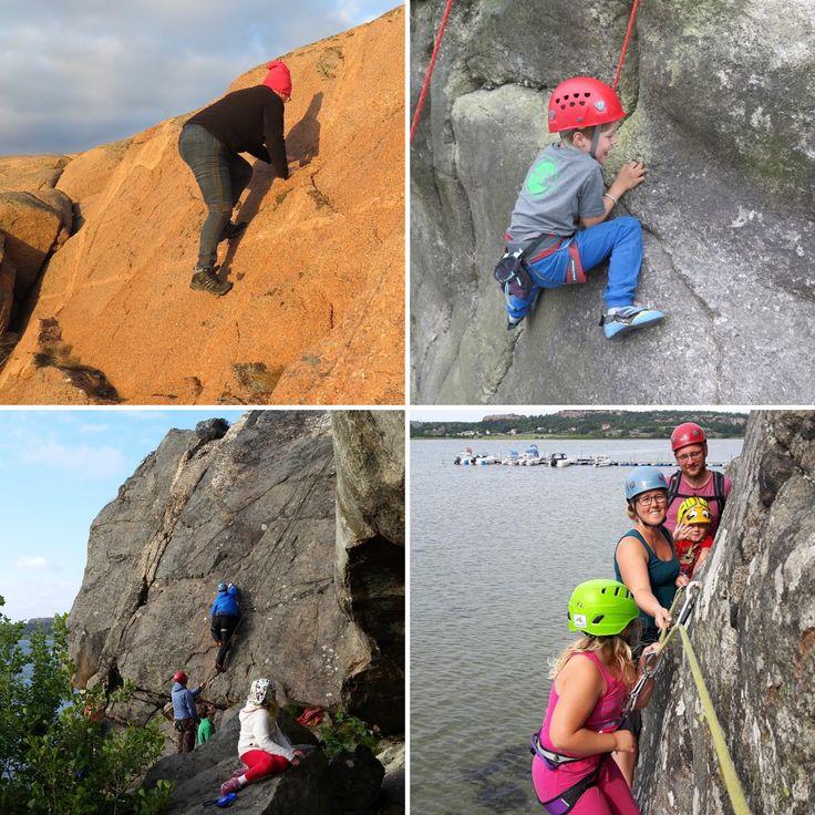 Climb in Bohuslän